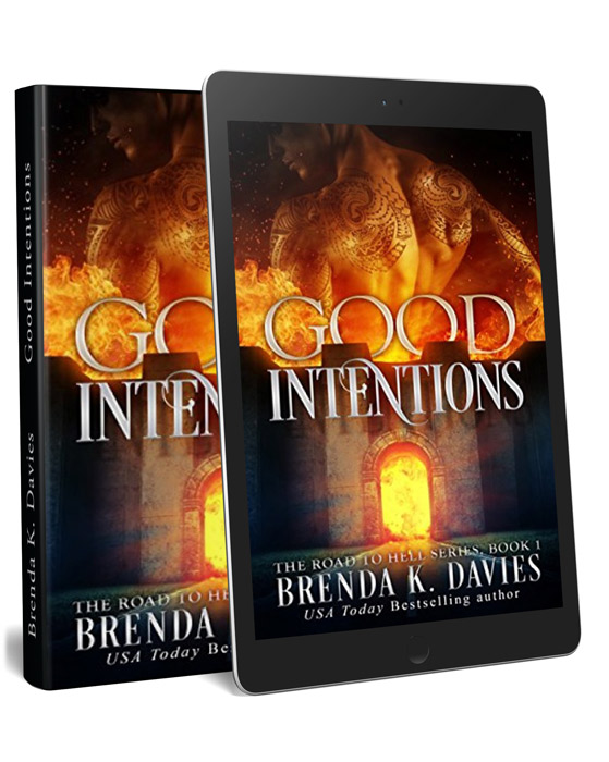 Good Intentions Brenda K Davies