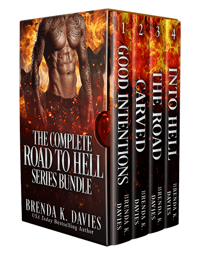 The Complete Road to Hell Series Books 1-4